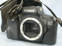 Canon EOS 750 QD Cased SLR Camera £5